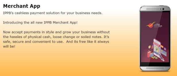 IPPB-Merchant-App
